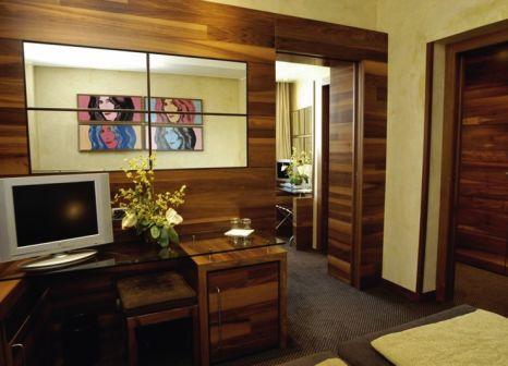 Hotelzimmer mit Restaurant im Tritone