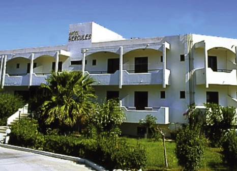 Hotel Hercules günstig bei weg.de buchen - Bild von 5vorFlug