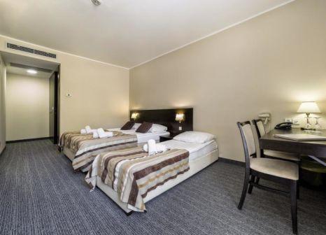 Hotelzimmer mit Mountainbike im Punta Hotel & Annex Arausa