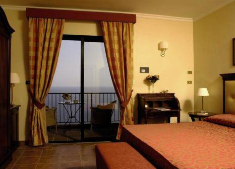 Hotelzimmer mit Fitness im Hotel Capo Dei Greci Taormina Coast - Resort Hotel & Spa