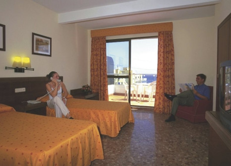 Hotelzimmer mit Fitness im Hotel Avenida