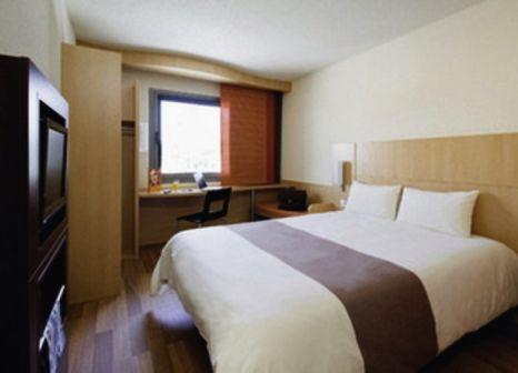 Hotelzimmer mit Klimaanlage im Hotel Ibis Amsterdam Centre Stopera