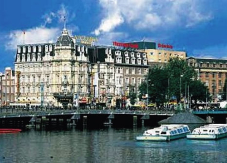 Hotel Park Plaza Victoria Amsterdam günstig bei weg.de buchen - Bild von 5vorFlug