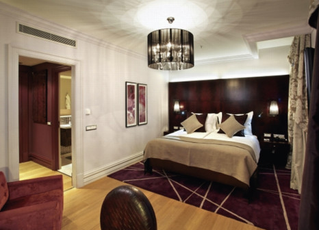 Hotelzimmer mit Golf im The Grand Mark Prague