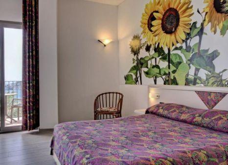 Hotelzimmer mit Golf im Hotel Antares