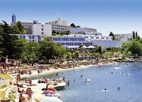 Hotel Plavi Plava Laguna günstig bei weg.de buchen - Bild von 5vorFlug