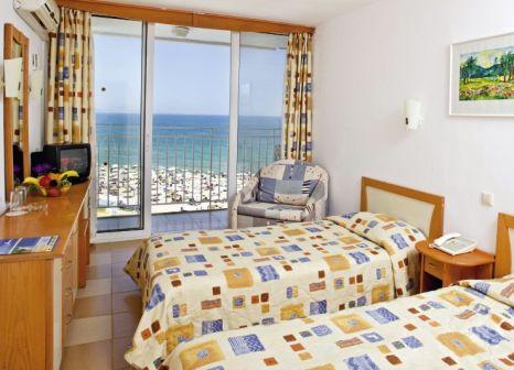 Hotelzimmer mit Volleyball im Hotel Elitsa