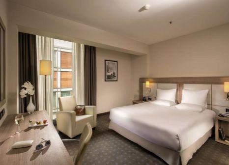 Hotelzimmer mit Aerobic im Doubletree by Hilton Milan