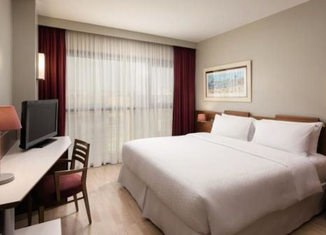 Hotelzimmer mit Clubs im Four Points by Sheraton Barcelona Diagonal