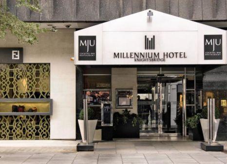 Millennium Hotel London Knightsbridge günstig bei weg.de buchen - Bild von 5vorFlug