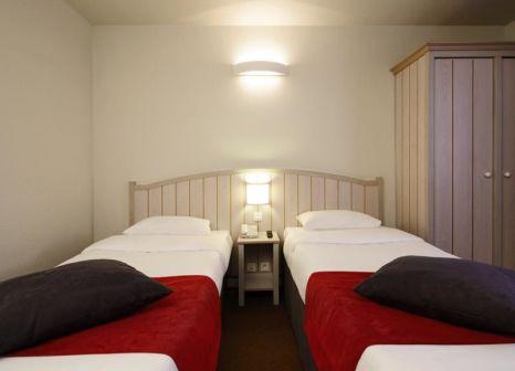 Hotelzimmer mit Animationsprogramm im Campanile Val de France