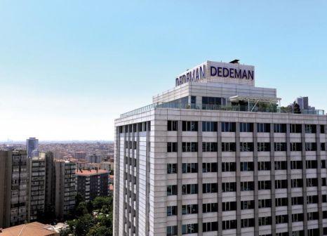 Hotel Dedeman Istanbul günstig bei weg.de buchen - Bild von 5vorFlug