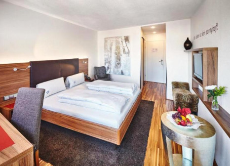 Hotelzimmer mit Tennis im Hotel City Krone