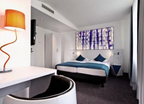 Hotelzimmer mit Internetzugang im Wyndham Garden Düsseldorf City Centre Königsallee
