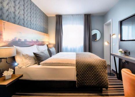 Hotelzimmer mit Massage im Leonardo Boutique Hotel Düsseldorf