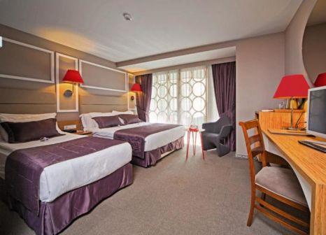 Hotelzimmer mit Tischtennis im All Seasons Hotel Istanbul