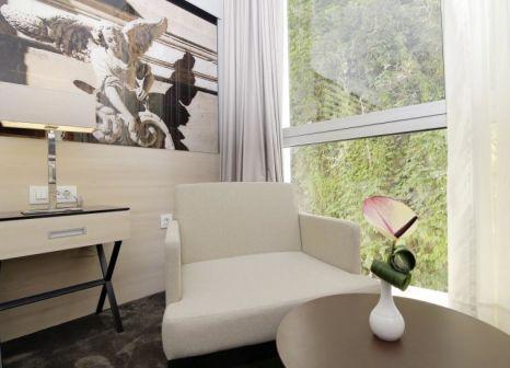 Hotelzimmer mit Tennis im Hotel Lero
