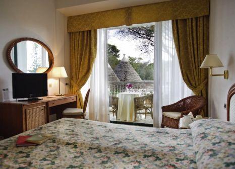 Hotelzimmer mit Golf im Sierra Silvana