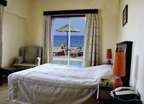Hotelzimmer mit Tischtennis im Manolya Hotel