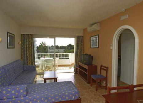 Hotelzimmer mit Golf im Apartamentos Siesta 1