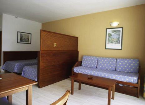 Hotelzimmer mit Mountainbike im Apartamentos Siesta 1