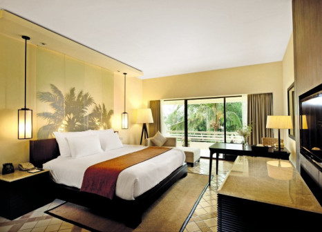 Hotelzimmer mit Yoga im Hilton Phuket Arcadia Resort & Spa