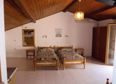 Hotelzimmer mit Klimaanlage im Alekos