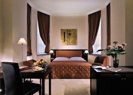 Hotelzimmer mit Mountainbike im San Gallo Palace