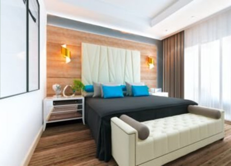 Hotelzimmer mit Volleyball im Magawish Village Resort