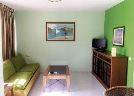 Hotelzimmer mit Golf im Hotel Fuentepark
