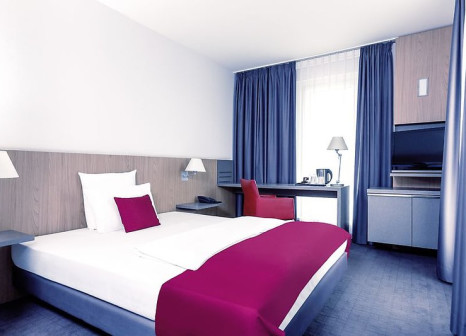 Hotelzimmer mit Fitness im Mercure Hotel Hamburg Mitte