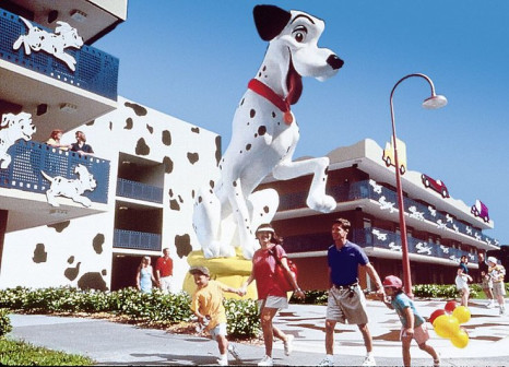 Hotel Disney's All-Star Movies Resort 7 Bewertungen - Bild von 5vorFlug