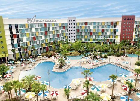 Hotel Universal's Cabana Bay Beach Resort in Florida - Bild von 5vorFlug