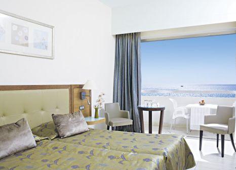 Hotelzimmer mit Tischtennis im Atlantica Miramare Beach Hotel