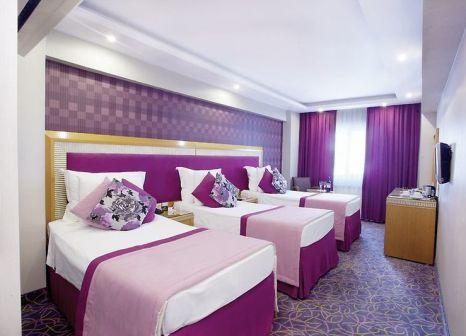 Hotelzimmer mit Animationsprogramm im Carlton Hotel