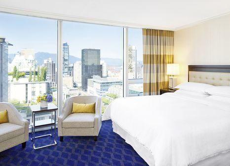 Hotelzimmer mit Wassersport im Sheraton Vancouver Wall Centre