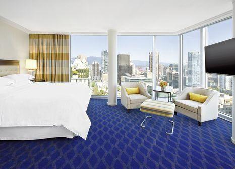Hotelzimmer im Sheraton Vancouver Wall Centre günstig bei weg.de