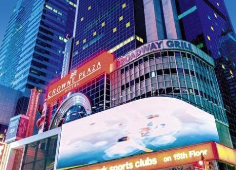 Hotel Crowne Plaza Times Square Manhattan in New York - Bild von 5vorFlug