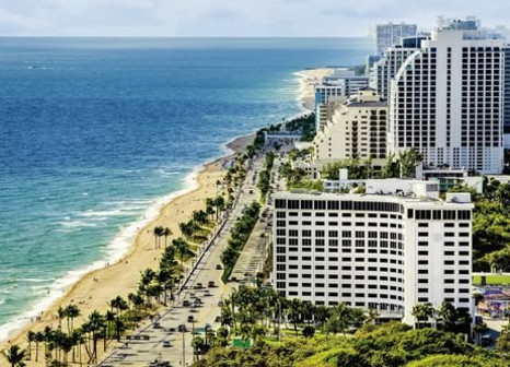 Hotel Sonesta Fort Lauderdale Beach in Florida - Bild von 5vorFlug
