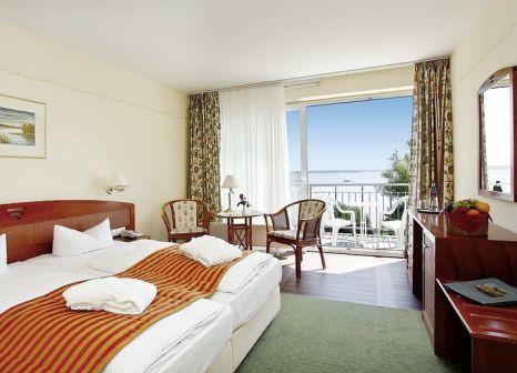 Hotelzimmer mit Fitness im Schlosshotel Klink