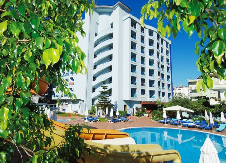 Grand Zaman Beach Hotel günstig bei weg.de buchen - Bild von 5vorFlug