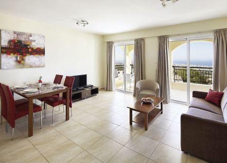 Hotelzimmer mit Tischtennis im Club St. George Resort