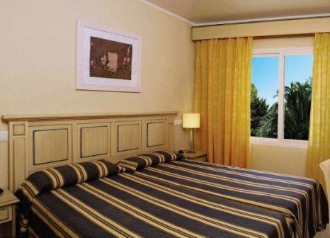 Hotelzimmer mit Mountainbike im BQ Alcudia Sun Village