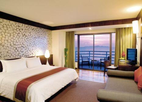 Hotelzimmer mit Volleyball im Pullman Pattaya Hotel G