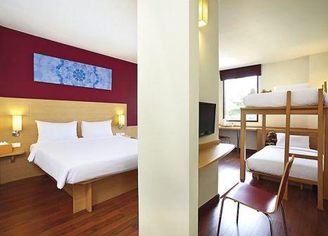 Hotelzimmer mit Kinderpool im ibis Bangkok Riverside Hotel