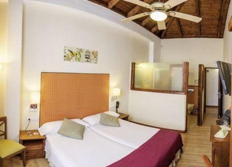 Hotelzimmer mit Golf im Garahotel Rural