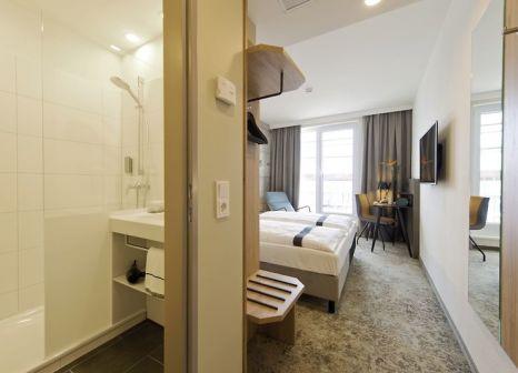 Hotelzimmer mit Aufzug im LOGINN Hotel Leipzig by ACHAT