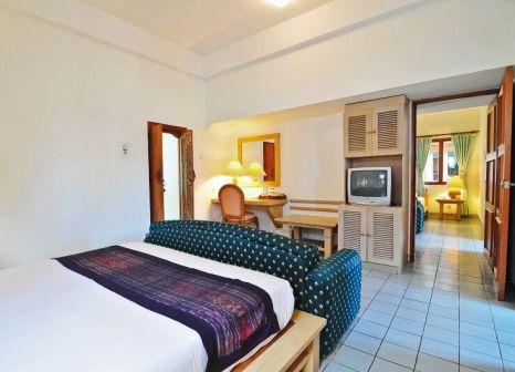 Hotelzimmer mit Golf im Sativa Sanur Cottage