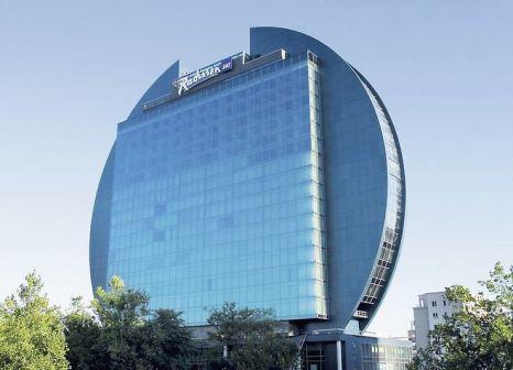Radisson Blu Hotel Frankfurt günstig bei weg.de buchen - Bild von 5vorFlug