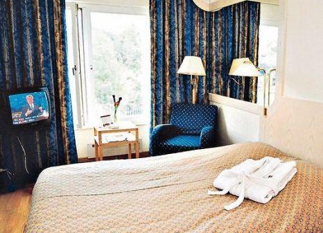 Hotelzimmer mit Sauna im Scandic Skärholmen